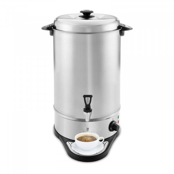 Wasserkocher - 16 L - 2.200 W - Abtropfschale