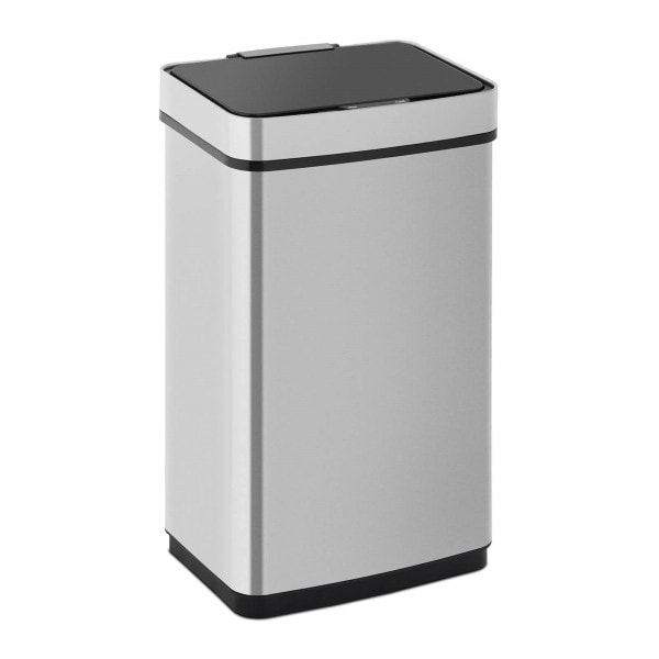 Sensor Abfalleimer - 60 L - eckig - kompaktes Design