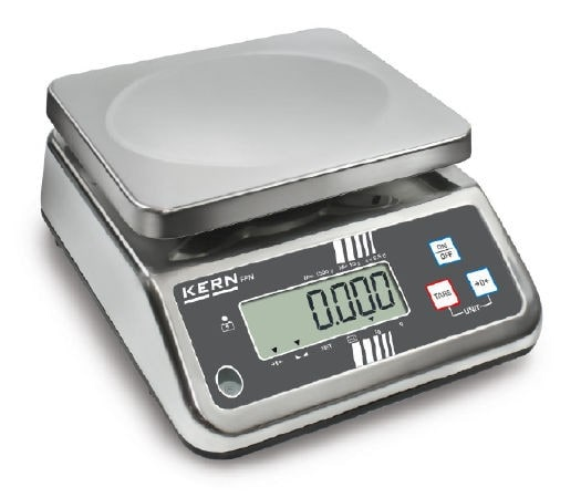KERN Tischwaage 0,005 kg : 25 kg