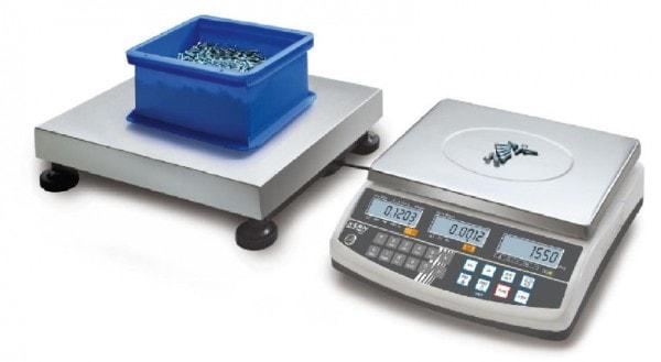 KERN Zählsystem Max 30 kg / 0,1 g