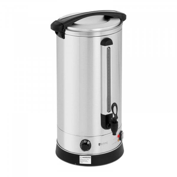 Wasserkocher - 23,5 L - 2.500 W - doppelwandig