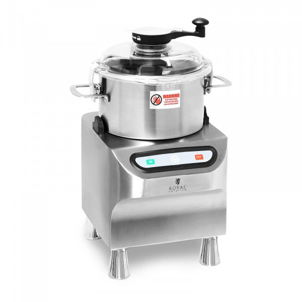 Tischkutter - 1500 U/min - Royal Catering - 5 l