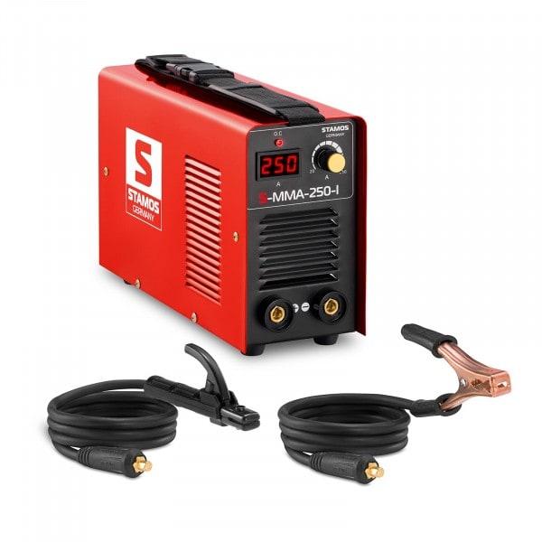 Elektroden-Schweißgerät - 250 A - 230 V - IGBT - 60 % ED