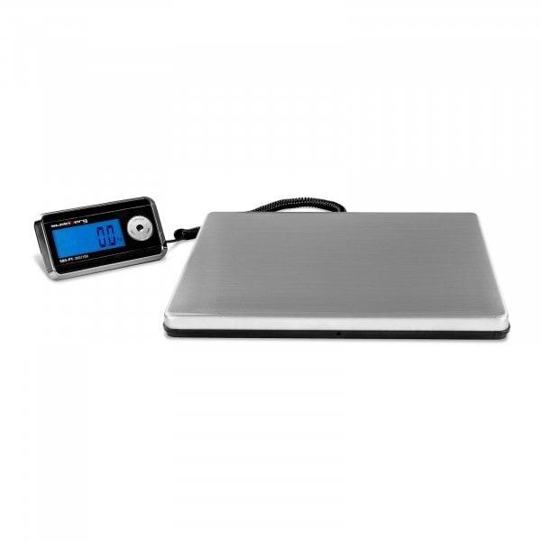 Digitale Paketwaage - 200 kg / 100 g - Basic - externes LCD
