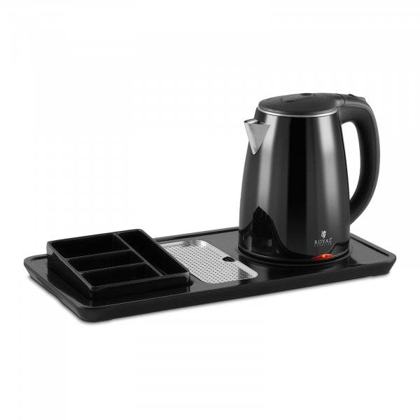 Wasserkocher - Kaffee- und Teestation - 1,2 L - 1.550 W - kabellos