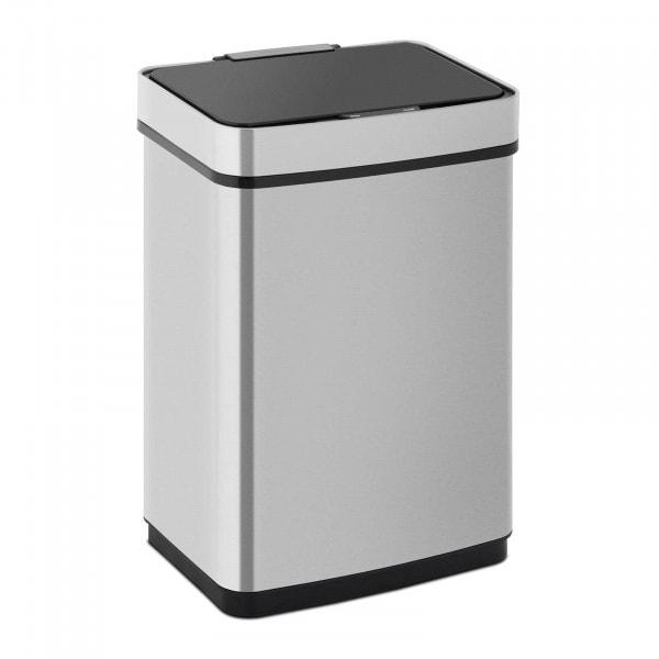 Sensor Abfalleimer - 50 L - eckig - kompaktes Design
