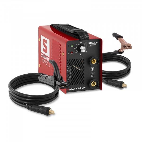 Elektroden Schweißgerät - 200 A - Hot Start - 60 % Einschaltdauer
