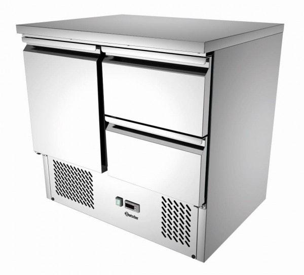 Bartscher Mini-Kühltisch 900T1S2