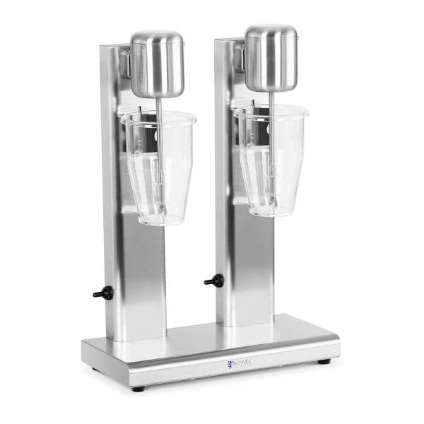 Milchshaker - doppelt - 2 x 1 L - 15.000 U/min