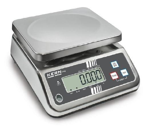 KERN Tischwaage 0,001 kg : 6 kg