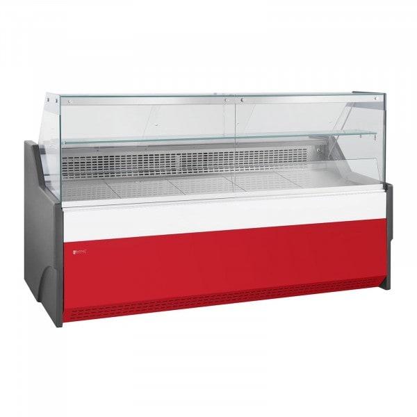 Gastro Kühlvitrine - 470 L - LED