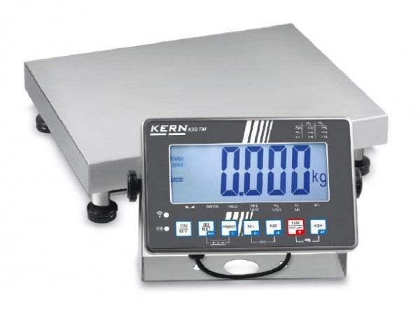 KERN Industriewaage Max 15 kg / 5 g   30 kg / 10 g