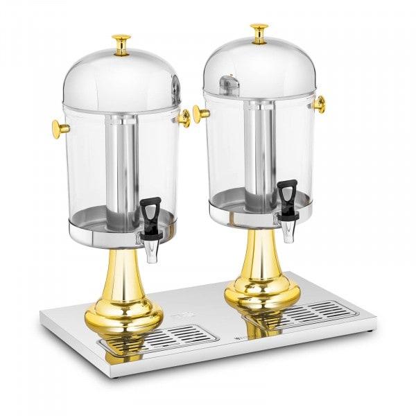 Saftspender - 2 x 8 L - Kühlsystem