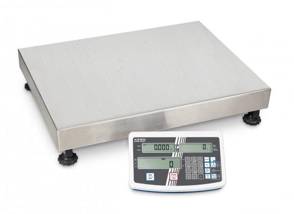 KERN Plattformwaage 0,001 kg: 0,002 kg : 75 kg: 150 kg
