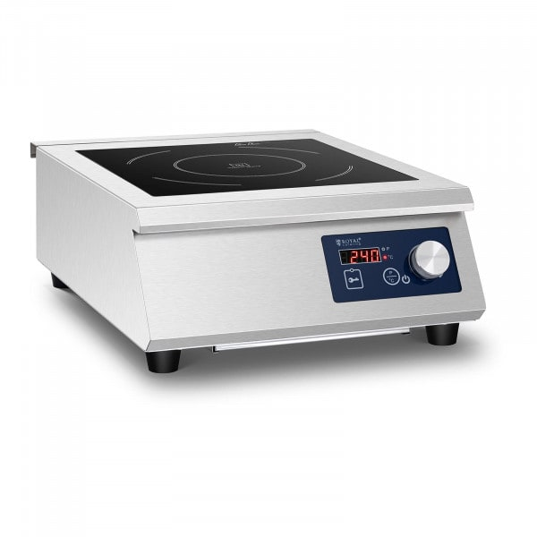 Induktionsplatte - 33 cm - 60 bis 240 °C