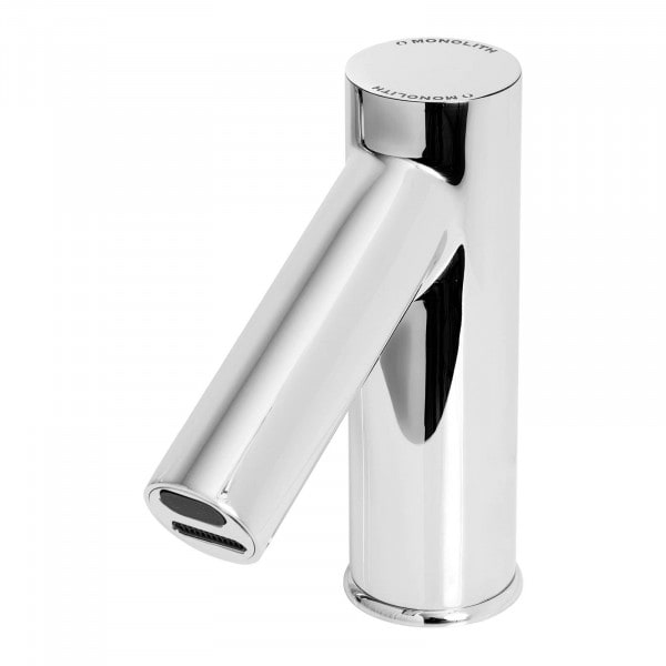 Wasserhahn mit Sensor - verchromtes Messing - Länge Hahn 120