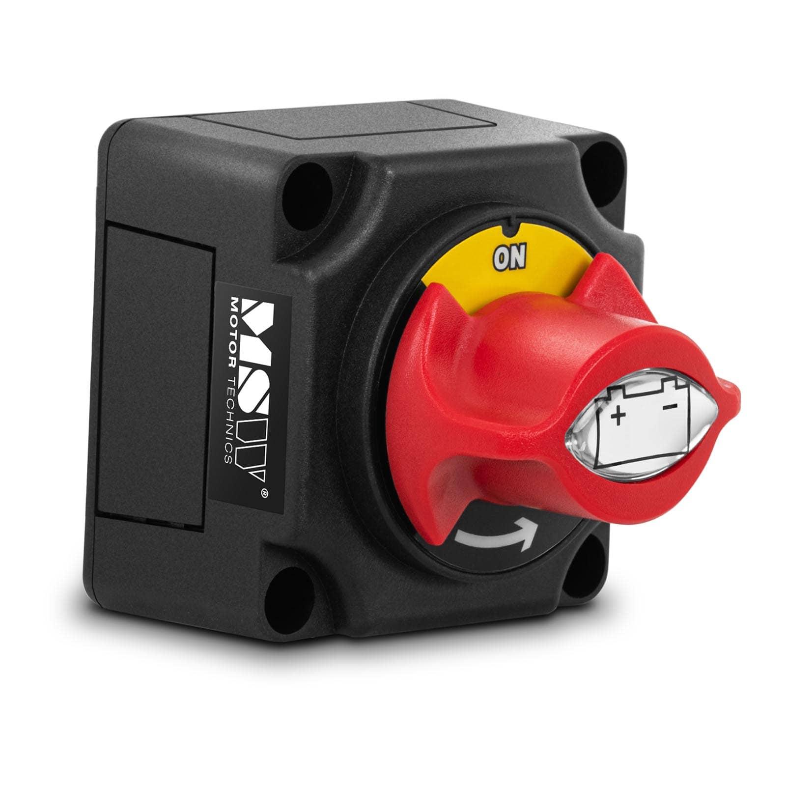 Batteriehauptschalter