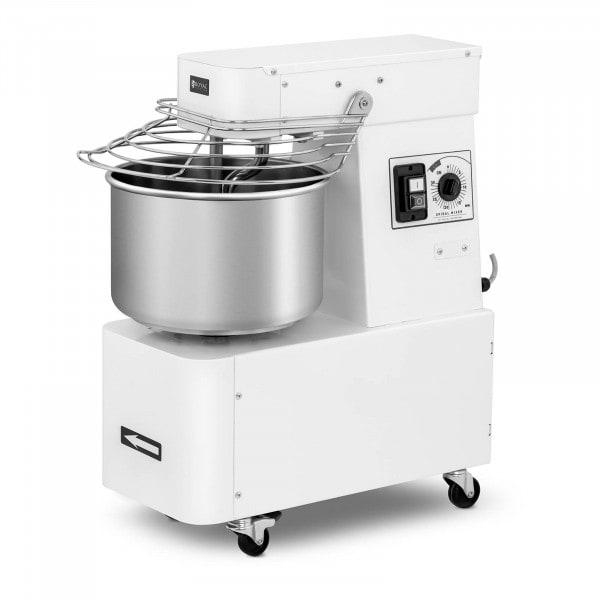 Teigknetmaschine - 15 L - 48 kg/h - 750 W - Kopf und Schüssel fest