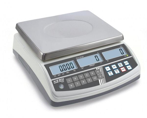 KERN Zählwaagen - 6000 g / 1 g - optional geeicht