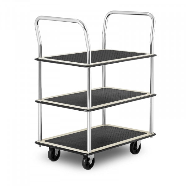 Etagenwagen - bis 150 kg - 3 Ebenen