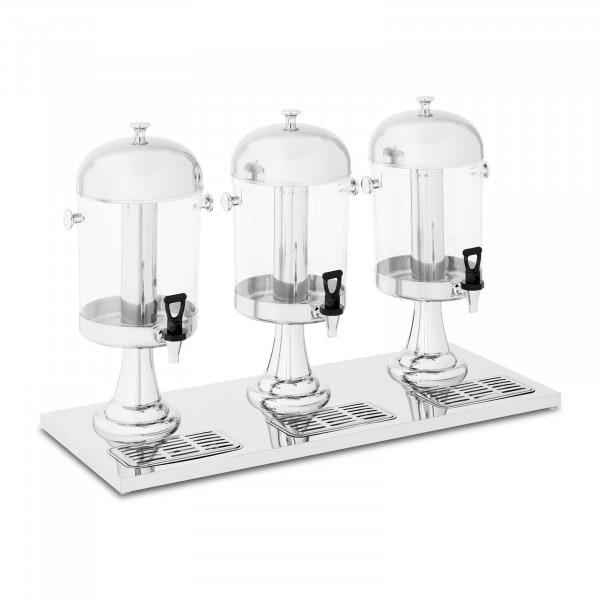 Saftspender - 3 x 7 Liter