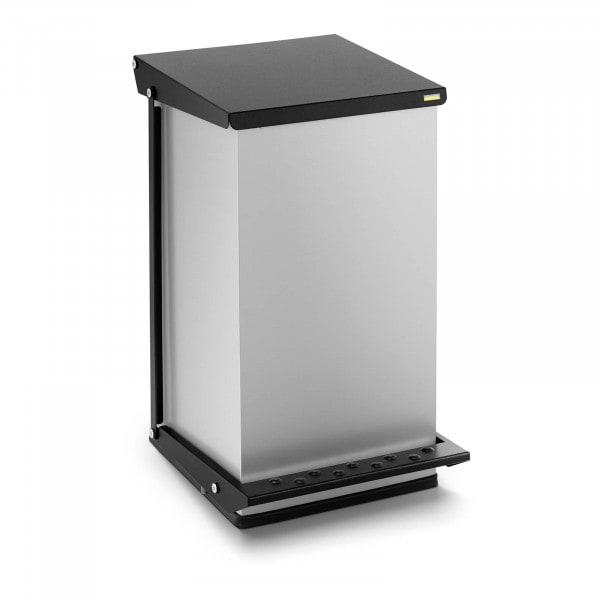 Tretmülleimer - 50 l - Stahl, pulverbeschichtet