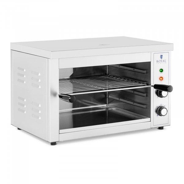 Salamander Grill - 3.000 W - 50 - 300 °C