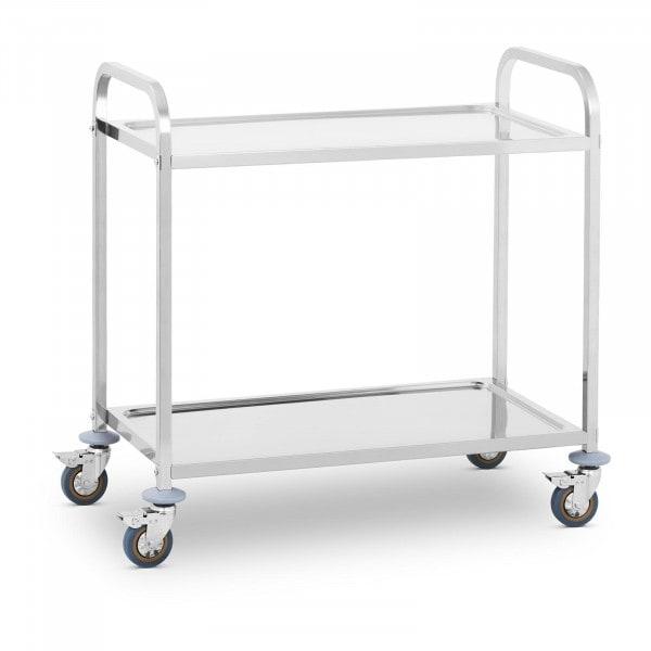 Servierwagen - 2 Borde - bis 160 kg