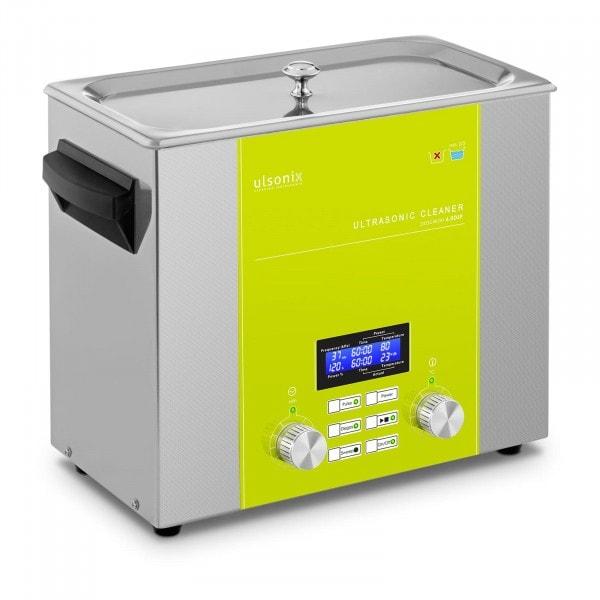 Ultraschallreiniger - 6 Liter - Degas - Sweep - Puls