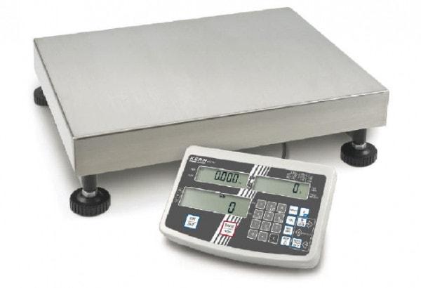 KERN Plattformwaage 0,5 g: 1 g : 30 kg: 60 kg