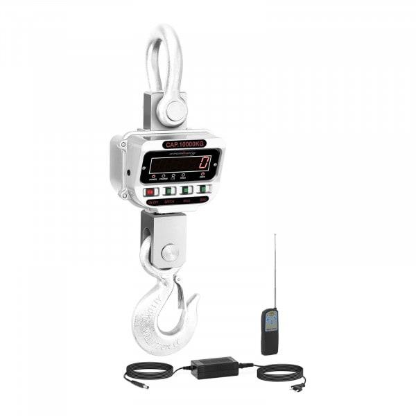 Kranwaage - 10 t / 2 kg - LED