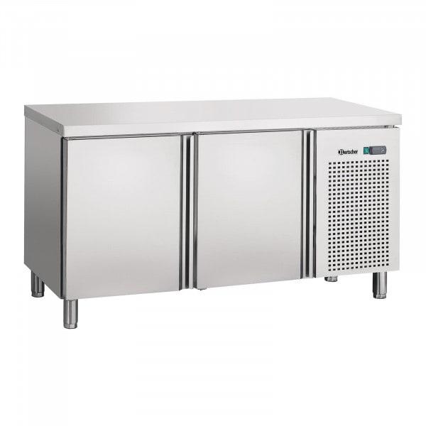 Bartscher Kühltisch - Umluft - 2 Türen