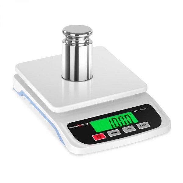 Tischwaage - 10 kg / 1 g
