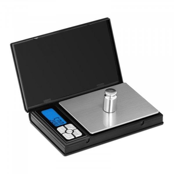 Digitale Taschenwaage - 3.000 g - 0,5 g / 1.000 g - 115 x 91 mm