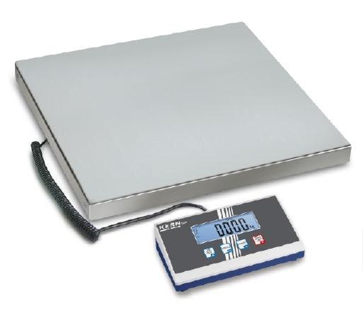 KERN Plattformwaage Max 35 kg / 10 g
