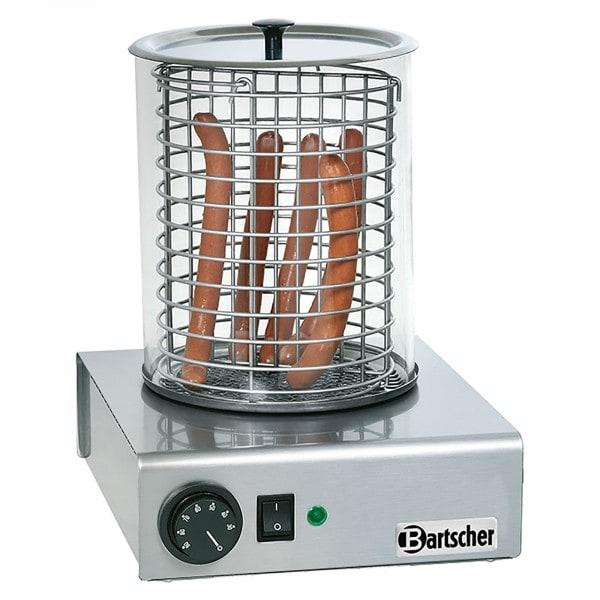 Bartscher Hot Dog Gerät - CNS 18/10 - 19224 - 1