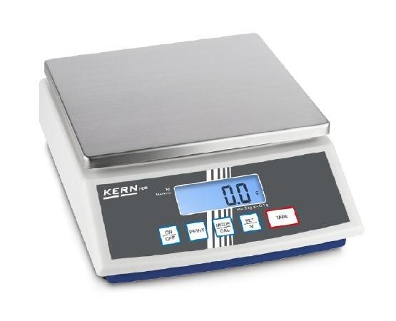 KERN Tischwaage Max 6000 g / 0,5 g