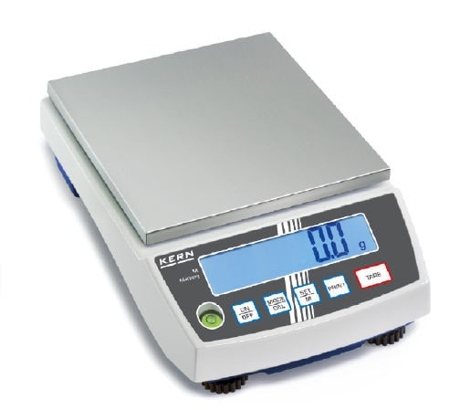 KERN Plattformwaage Max 60 kg: d=0,02 kg