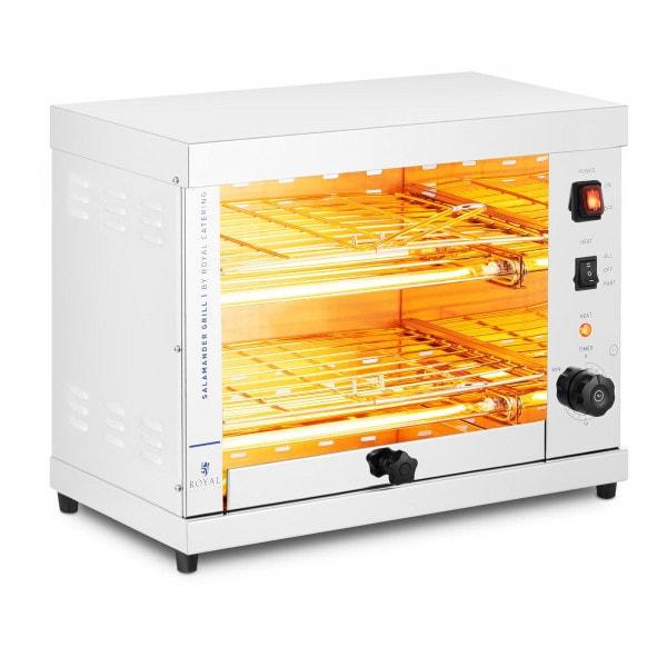 Salamander Grill - 3.200 W - 65 - 200 °C