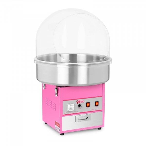 Zuckerwattemaschine - 52 cm - 1.200 Watt - Spuckschutz