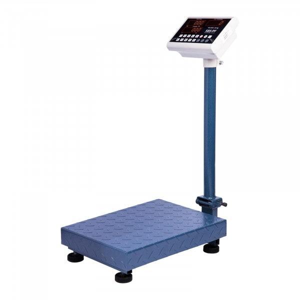 Gesamtansicht von Plattformwaage - 100 kg /10 g - klappbar - 3089 - 1