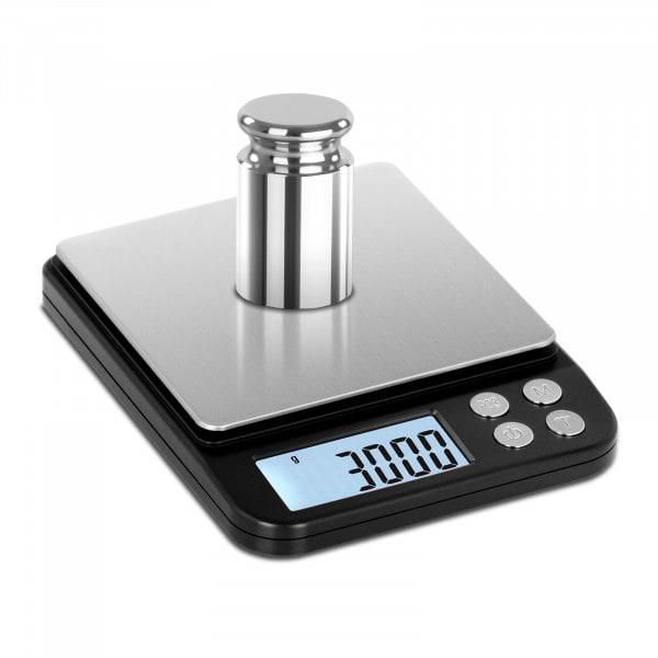 Tischwaage - 3 kg / 0,1 g