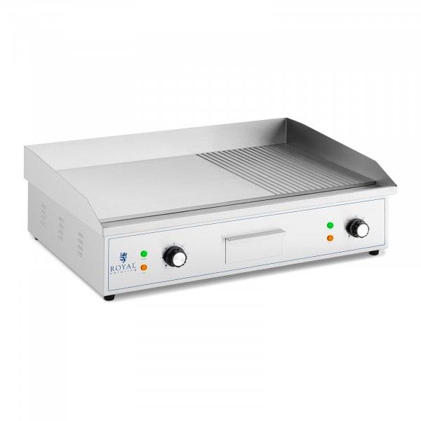 Elektro Grillplatte - 727 x 420 mm - Flat - 3.000 W