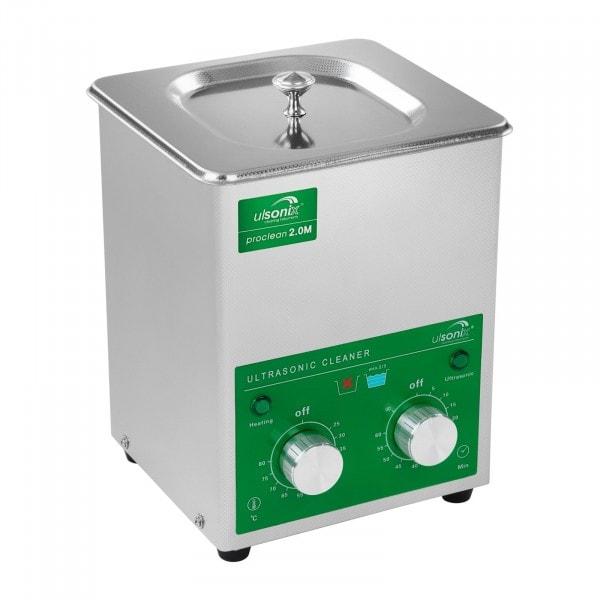 Gesamtansicht von Ultraschallreiniger - 1,5 Liter