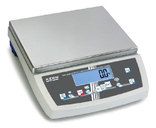 KERN Zählwaage Max 8000 g: d=0,05 g