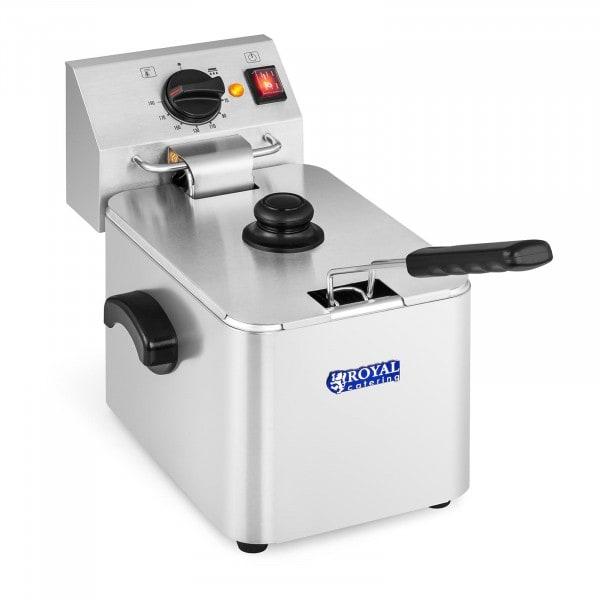 Elektro-Fritteuse - 8 L - EGO Thermostat