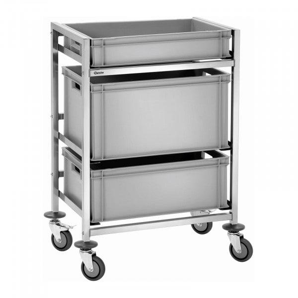 Bartscher Kisten-Abräumwagen ENK-3EB