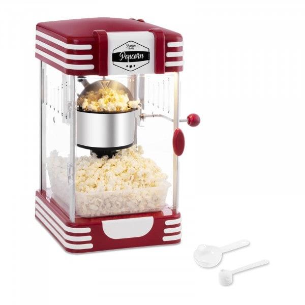 B-ware B-Ware Popcornmaschine - 50er Jahre Retro-Design - rot