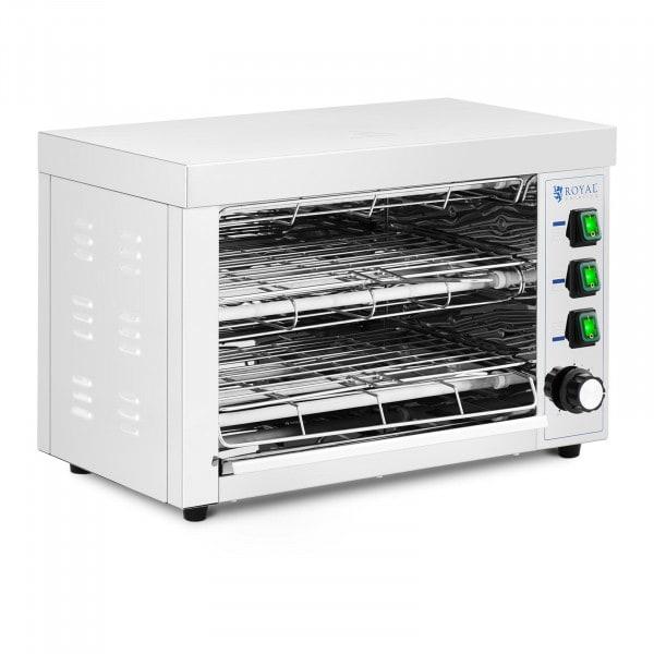 Salamander Grill - 3.250 W - 50 - 300 °C