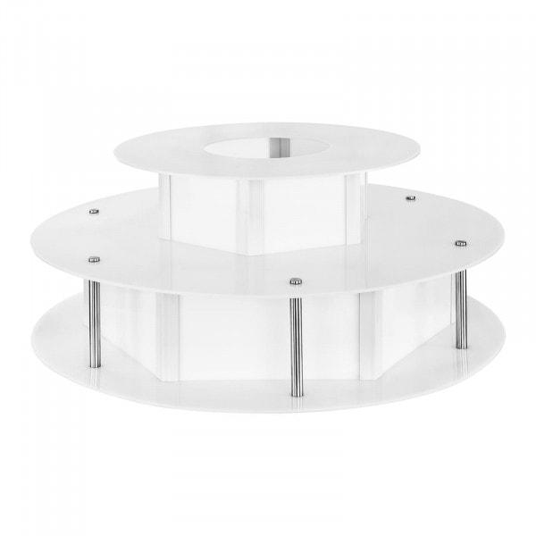 Leuchttisch für Schokobrunnen - 100 cm